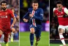 Pemain sepak bola tercepat di Eropa
