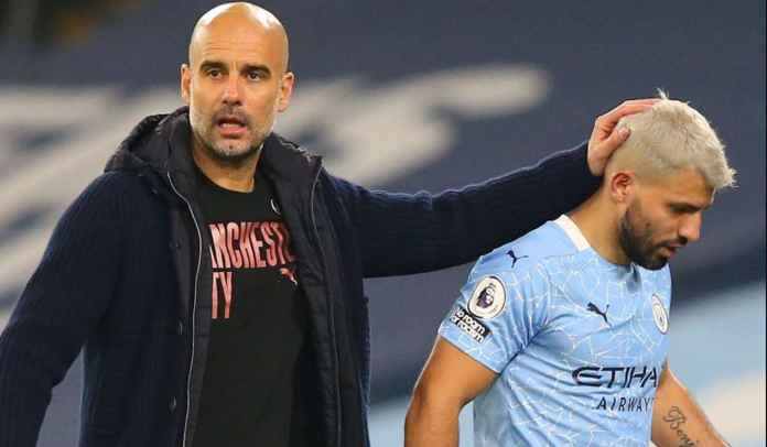 Pep Guardiola Isyaratkan Tak Akan Mainkan Sergio Aguero di Final Liga Champions