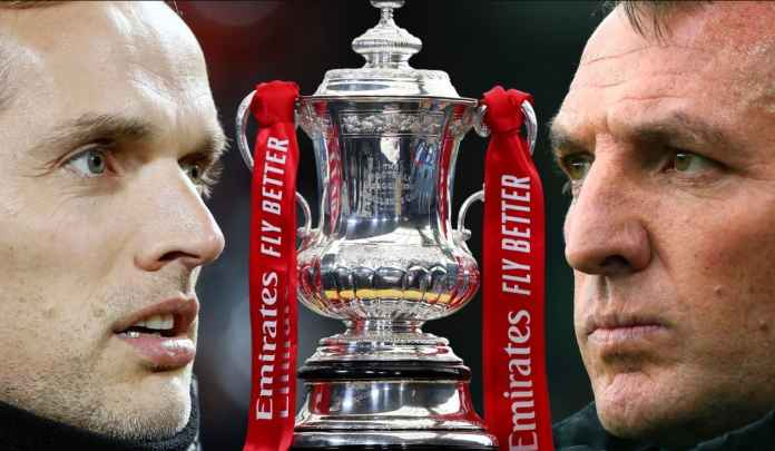 Final Piala FA, Brendan Rodgers Sebut Ini Pertarungan Klub Jelata vs Klub Kaum Borjuis