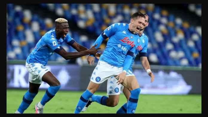 Napoli Menang Sabtu Malam Bikin Atalanta, Juventus dan Milan Berebut 2 Tiket Liga Champions Tersisa