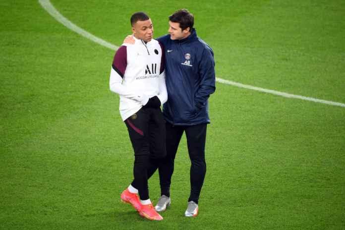 Pochettino Isyaratkan Mbappe Fit di Leg 2 Liga Champions