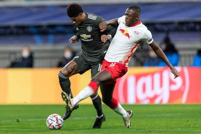RB Leipzig Ogah Lepas Bek Muda ke Klub Inggris