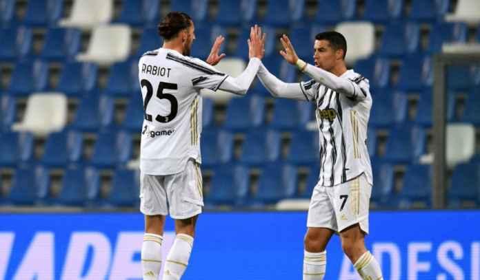 Babak Pertama : Juventus Unggul, Rabiot 1 Gol 1 Assist, Tapi Masih Peringkat Kelima