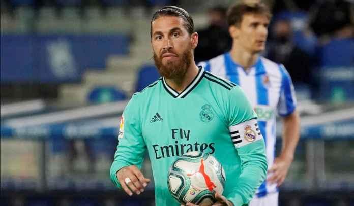 Liga Champions : Thomas Tuchel Waspadai Kembalinya Sergio Ramos Bagi Real Madrid