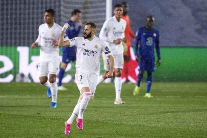 Real Madrid Dinilai Bisa Kalahkan Chelsea di Leg 2