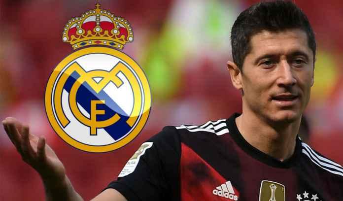 Mantan Agen Robert Lewandowski Sebut Madrid Klub Impian Penyerang Bayern Itu