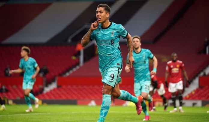 Tiga Gol Liverpool Beri Rekor Kebobolan Terburuk Man Utd di Old Trafford Dalam Semusim