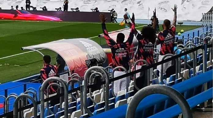 Menit 18-20 Atletico dan Real Madrid Menderita, Menit 56-58 Rojiblancos Gembira, Los Blancos Merana