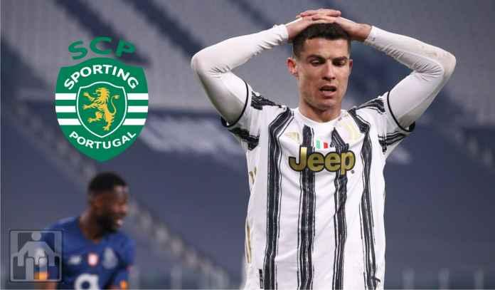 Agen Cristiano Ronaldo Tutup Pintu Kembalinya Superstar Juventus ke Sporting CP