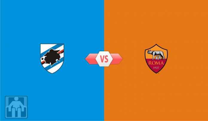 Prediksi Sampdoria vs AS Roma, Tamu Coba Akhiri Mimpi Buruk, Hindari Hattrick Kalah