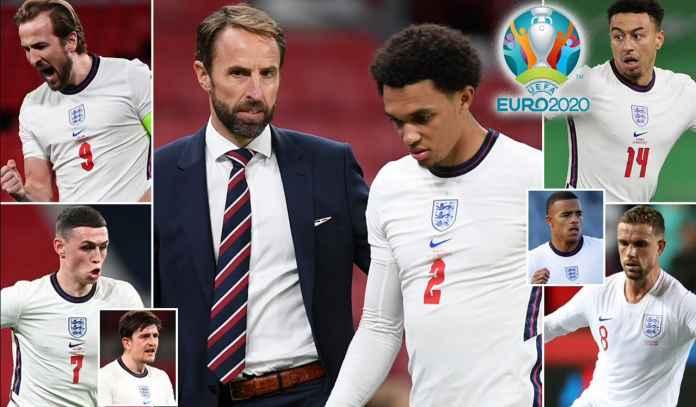 Breaking News : Gareth Southgate Umumkan Skuad Sementara Inggris, Panggil 33 Pemain