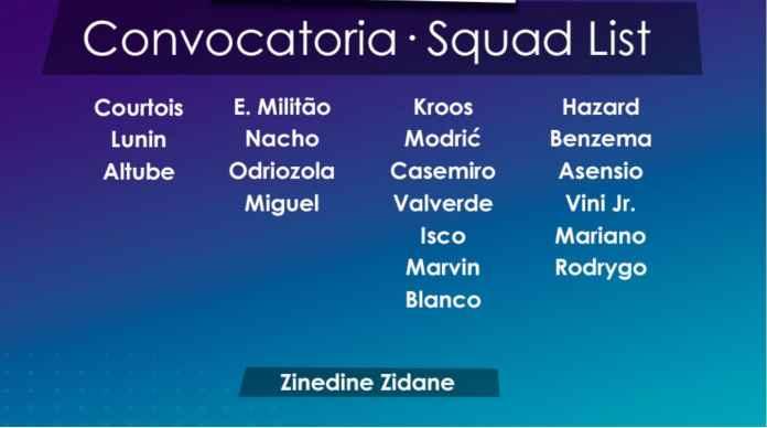 Hadiah Bagi Pemberontak di Kubu Real Madrid: Dicoret Dari Skuad Lawan Granada