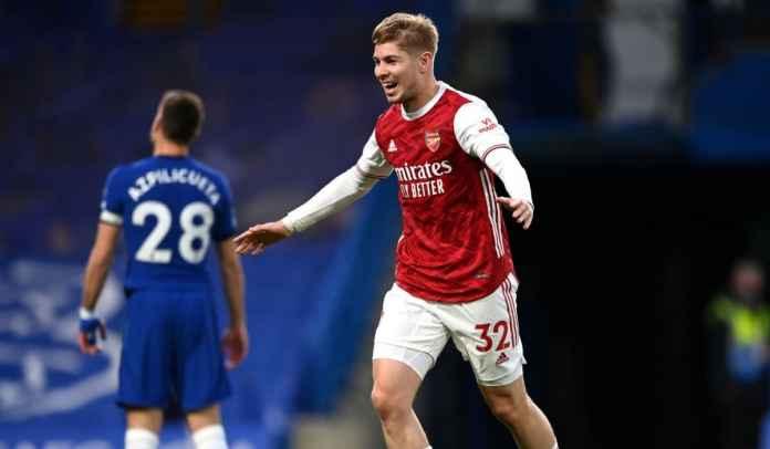 Diremehkan, Arsenal Malah Ungguli Chelsea di Babak Pertama, Gol Pemain 20 Tahun