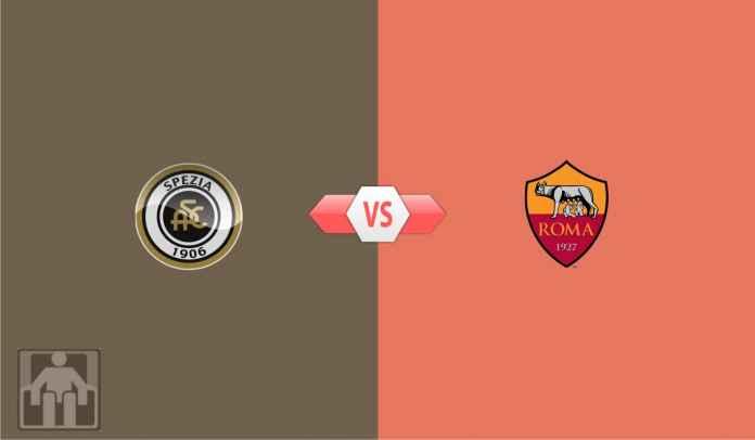 Prediksi Liga Italia Spezia vs AS Roma, Amankan Tiket ke Liga Konferensi Eropa UEFA