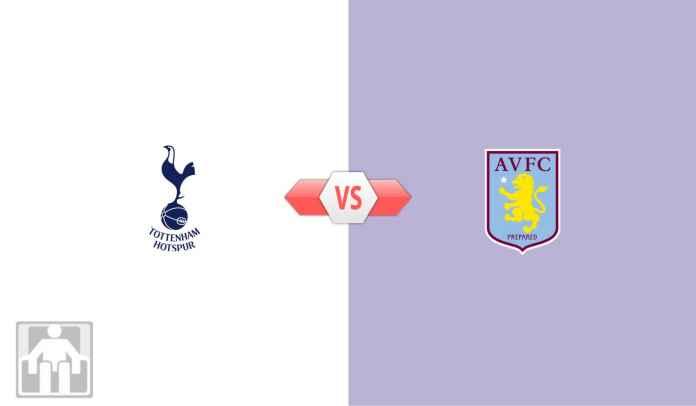 Prediksi Liga Inggris Tottenham Hotspur vs Aston Villa, Tripoin Kandang Keempat Beruntun?