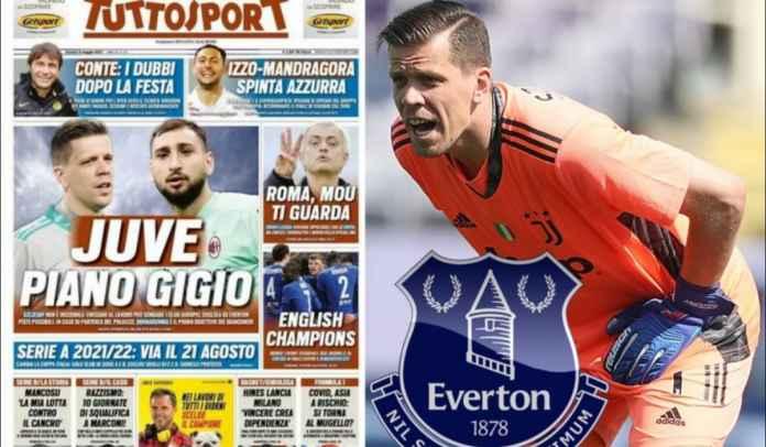 Juventus Segera Dapatkan Donnarumma, Everton & Chelsea Berebut Szczesny