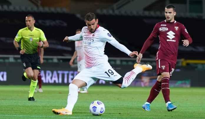 Bantai Torino 0-7, Theo Hernandez : Kemenangan Atas Juve Bikin Milan Percaya Diri
