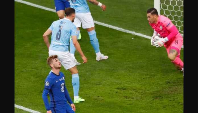 Semua Pemain Chelsea Dukung Timo Werner, Tapi Tiga Peluang Dibuang Percuma di Final Liga Champions