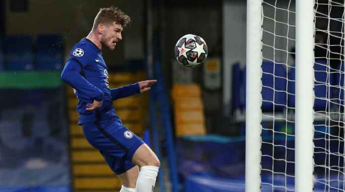 Gol Aneh Timo Werner Bawa Chelsea Satu Langkah Lagi Jelang All English Final