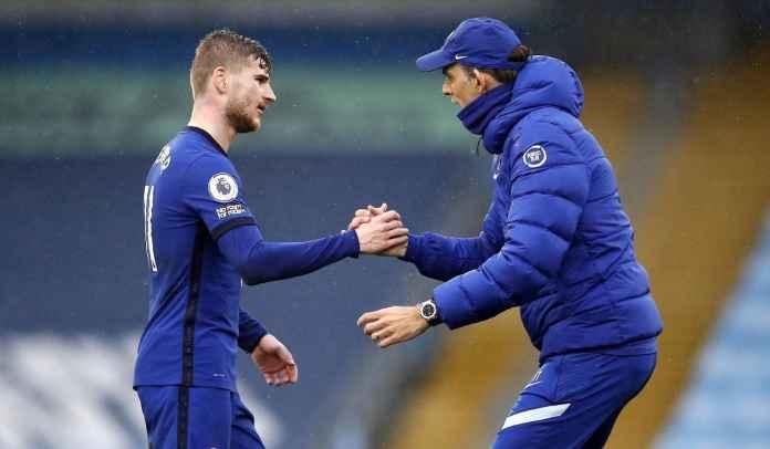 Thomas Tuchel Puji Pengaruh Timo Werner Usai Chelsea Taklukkan Manchester City