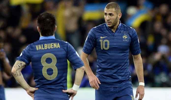 Karim Benzema Kembali ke Timnas Prancis, Begini Respons Mathieu Valbuena