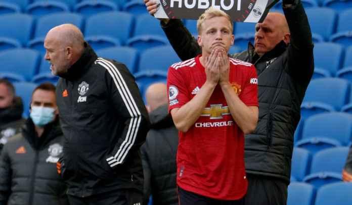 Donny van de Beek Diminta Tak Boleh Menyerah Perjuangkan Tempat di Man Utd