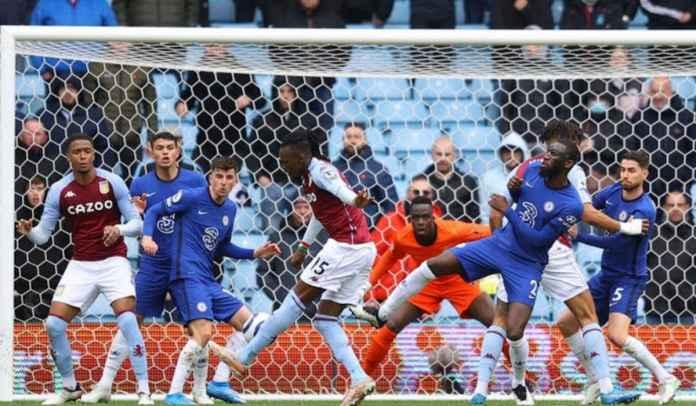 Babak Pertama Liga Inggris : Liverpool Unggul, Leicester City Imbang, Chelsea Tertinggal