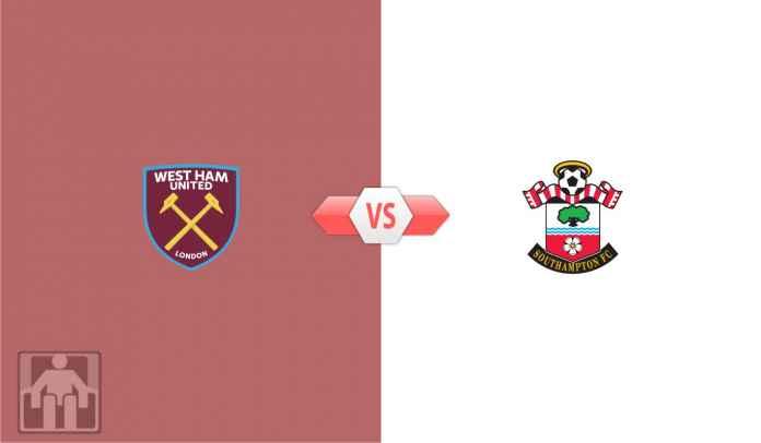Prediksi Liga Inggris West Ham United vs Southampton, Amankan Tiket Liga Europa