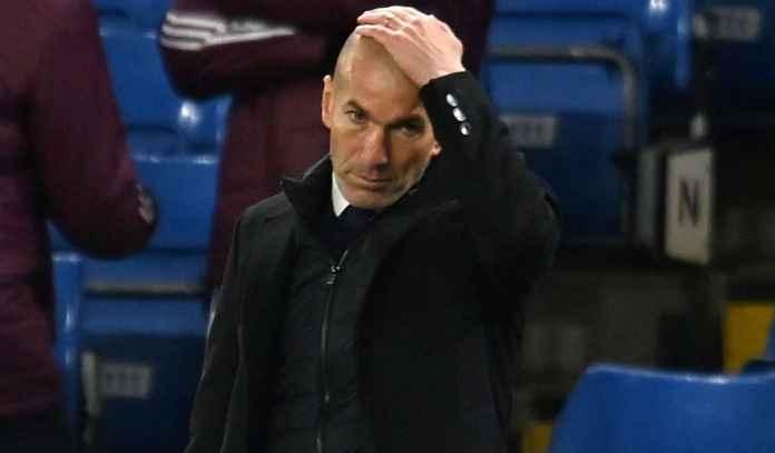 Zinedine Zidane Umumkan Bakal Tinggalkan Real Madrid Akhir Musim Ini