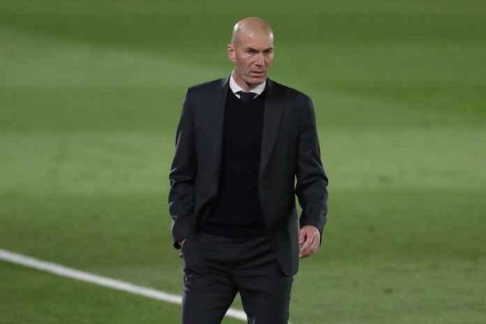 Zidane Mau Pulangkan Duo Jebolan El Real