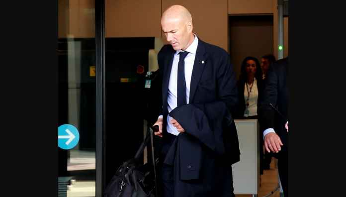 Zinedine Zidane Tinggalkan Real Madrid, Dua Calon Penggantinya Sudah Menunggu