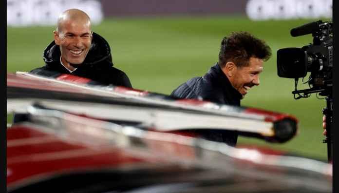 Skenario Real Madrid Nanti Malam Meraih Gelar Juara Liga Spanyol ke-35 Kali, atau Atletico 11 Kali