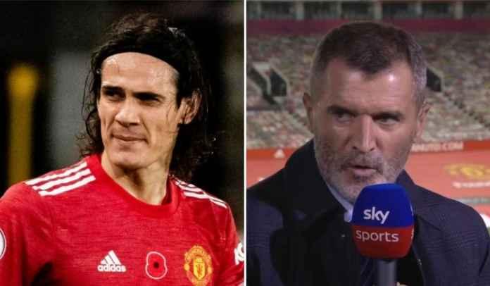 Roy Keane: Jangan Pertahankan Edinson Cavani, Akan Jadi Juara Man Utd!