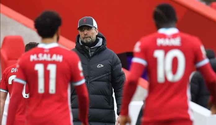 Liverpool Tengah Susah Cetak Gol, Jurgen Klopp Bantah Karena Pemainnya Egois