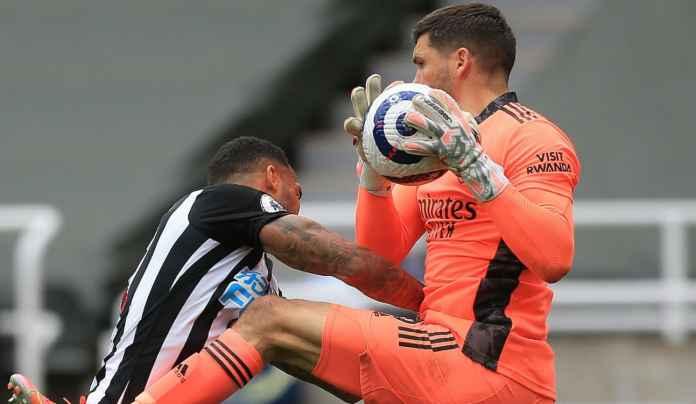 Mikel Arteta Jelaskan Alasan Mainkan Mat Ryan Saat Arsenal vs Newcastle United