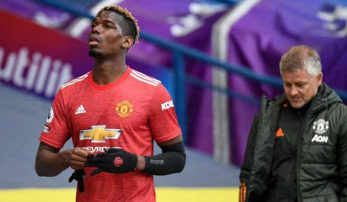 Demi Kontrak Baru, Man Utd Siap Jadikan Paul Pogba Jadi Pemain Bergaji Tertinggi