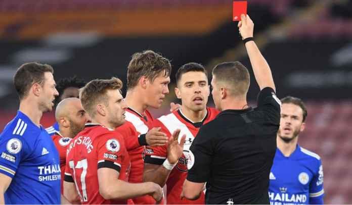 Gol Mantan Man Utd Selamatkan Leicester Dari Kekalahan Kontra 10 Pemain Soton