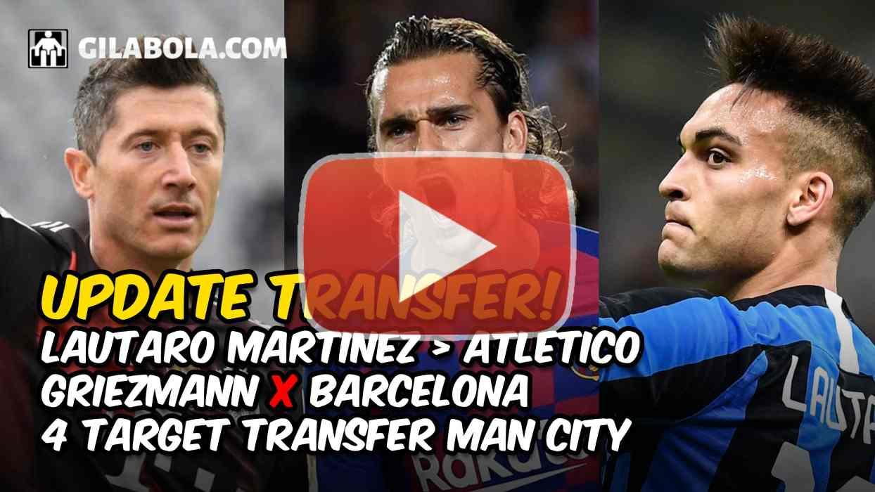update berita transfer pemain sepak bola hari ini 17052021 - gila bola