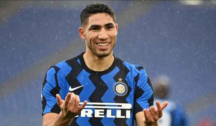 Saingi Tawaran PSG Untuk Achraf Hakimi, Chelsea Tawarkan Dua Pemain ke Inter Milan