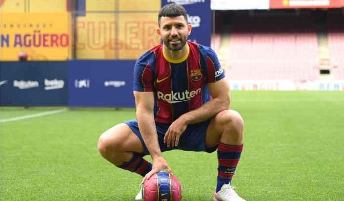 RESMI! Sergio Aguero Gabung Barcelona, Jaminan Lionel Messi Bakal Bertahan?