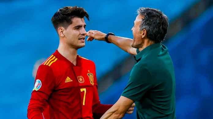 Hasil Spanyol vs Polandia di EURO 2020: Siapa Sangka Dua Tim Terkuat Grup E Duduki 2 Posisi Terbawah