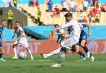 Manajer Timnas Spanyol Mungkin Menyesal Mainkan Alvaro Morata