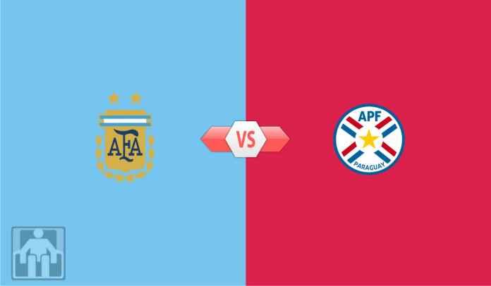 Prediksi Argentina vs Paraguay, Fase Grup B Copa America 2020, Selasa 22 Juni 2021