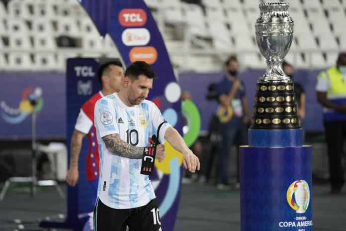 Argentina Dituntut Menangi Laga Kontra Uruguay