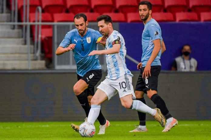 Argentina Lumat Uruguay di Copa America, Scaloni Puas