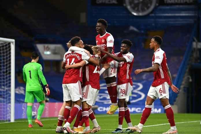 Arsenal Dinilai Belum Bisa Sebagai Penantang Liga Inggris