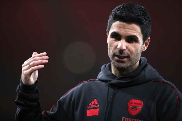Arteta Tak Melulu Buruk Latih Arsenal, Ini Buktinya