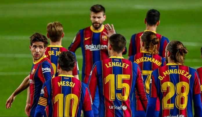 Punya Utang 17 Trilyun, Barcelona Obral 18 Pemain, Hanya Lima Pemain yang Aman