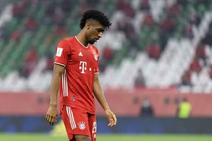 Bayern Munchen Belum Penuhi Keinginan Kingsley Coman