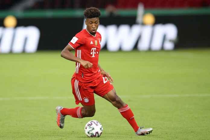 Bayern Munchen Tetapkan Harga Jual Kingsley Coman